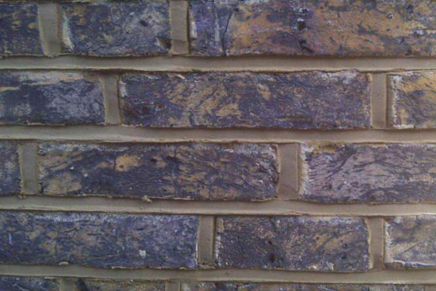 Brick Repointing Example work 2