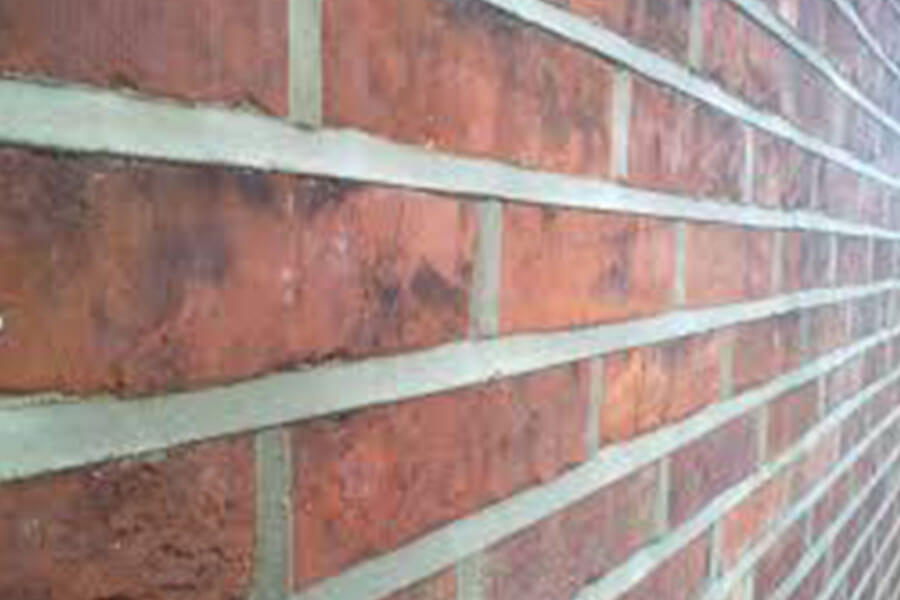 Brick Repointing Example work 3