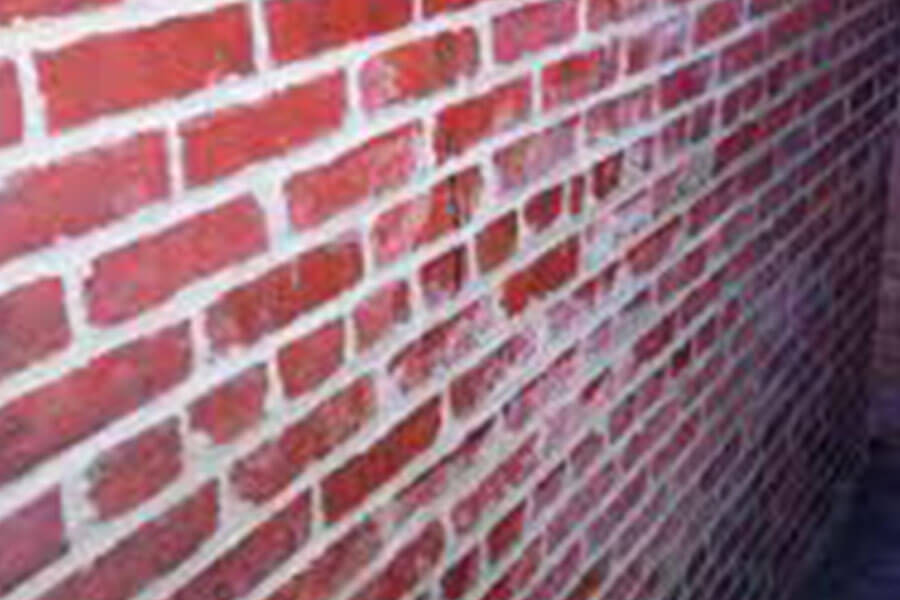 Brick Repointing Example work 5
