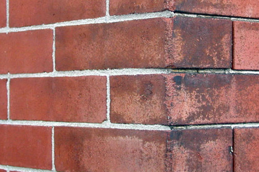 Brick Repointing Example work 6